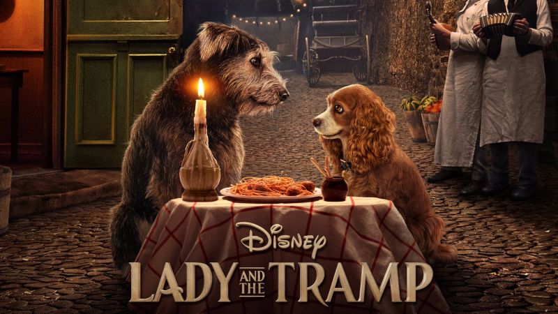 Lady and the Tramp: The trailer