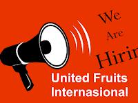 Lowongan Kerja United Fruits Internasional April 2020