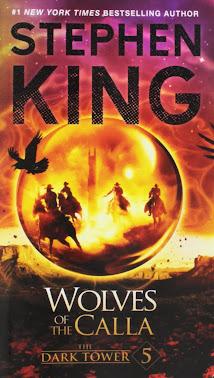 The Dark Tower V: Wolves of Calla - Horror Books - Stephen Kinh