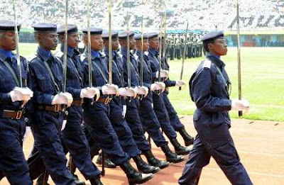 200 Police Officers Get Sack Letters