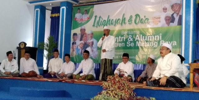 PWNU Jatim: Nasib Ahlussunnah Wal Jamaah Ditentukan 1 Menit di 17 April 2019