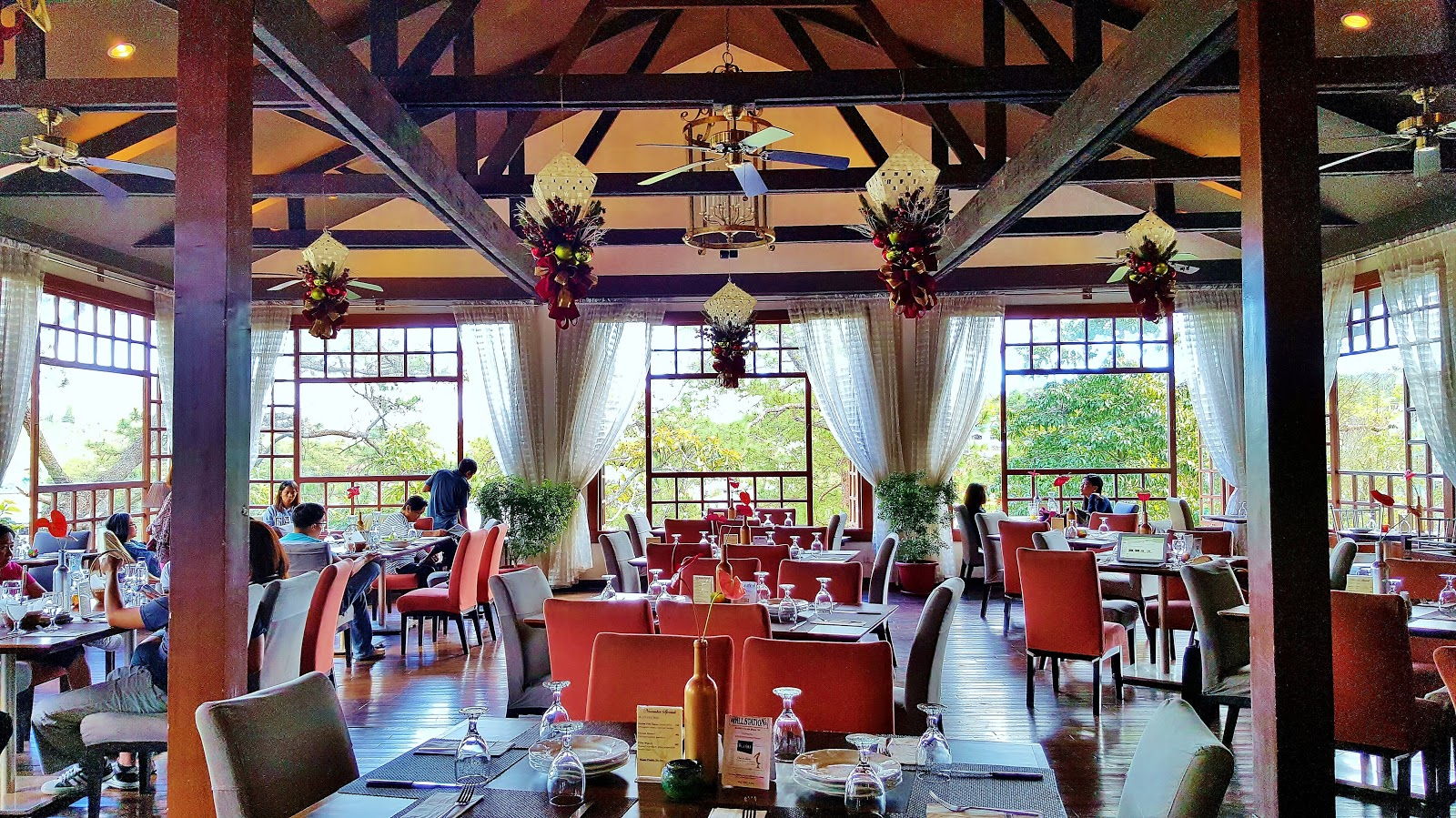 Hill Station Restaurant, Baguio City
