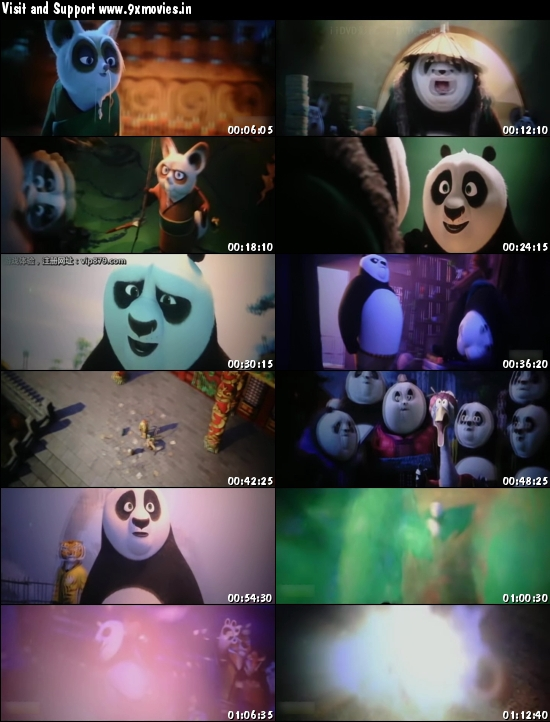 Kung Fu Panda 3 2016 English TSRip