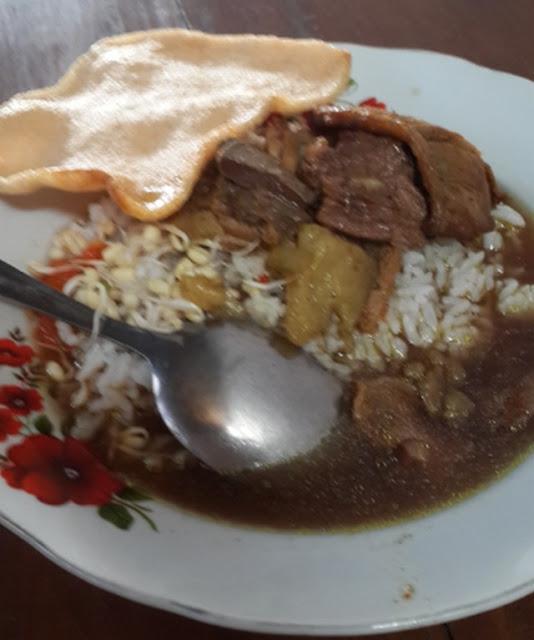 Rawon Daging Sajian Khas Jawa Timur