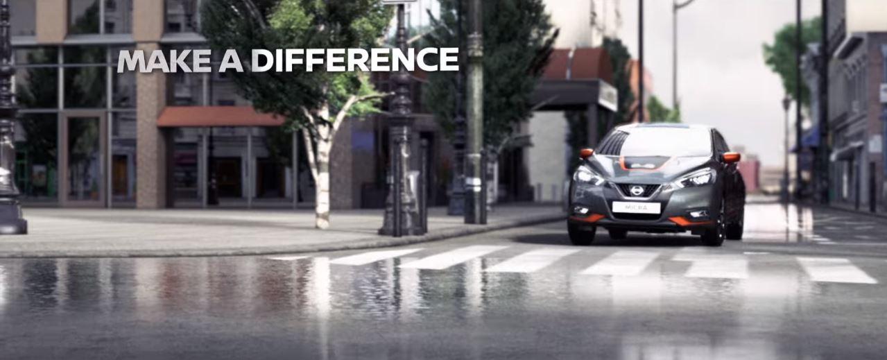 Canzone Nissan Micra Pubblicità presentazione Salone Parigi 2016