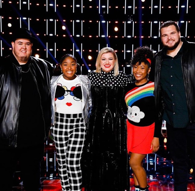 Video Interview: Hello Sunday, Jake Hoot and Shane Q from Team Kelly talk performing on 'The Voice'