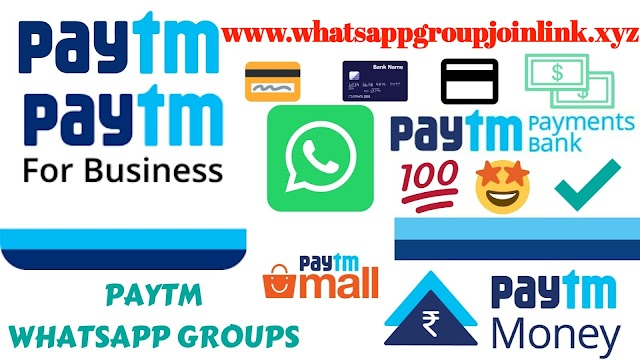 Paytm WhatsApp Group Join Link