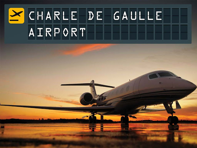 Why it's Essential to Hire a Taxi Service from Charles de Gaulle to Paris?