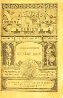 Penny Cookbook cover.