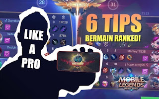 6 Tips Para Pro Player dalam Bermain Ranked Match di Mobile Legends