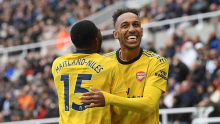 Newcastle 0-1 Arsenal: Aubameyang Makes the Difference in Season Opener