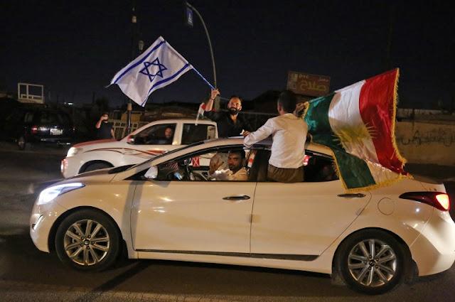 Recep Erdogan afirma que o Mossad desempenhou um papel crucial no voto pela independência do Curdistão iraquiano.