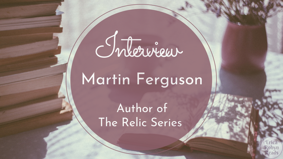 Interview with Martin Ferguson