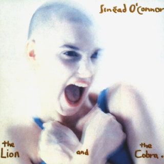 Sinéad O'Connor - The Lion and the Cobra Music Album Reviews