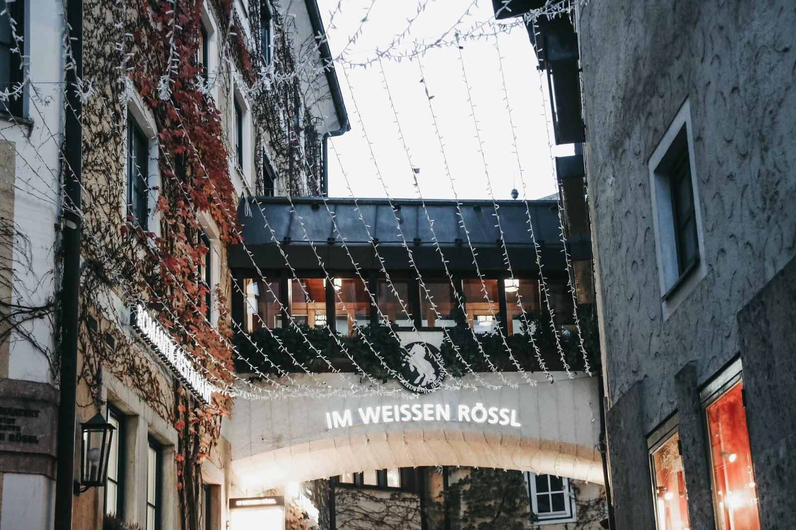 Romantikhotel Weisses Rössl
