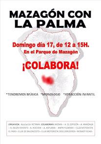 Mazagón con La Palma