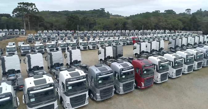 SVD Transportes Rodoviários apresenta novidades em serviços na Fenatran 2019