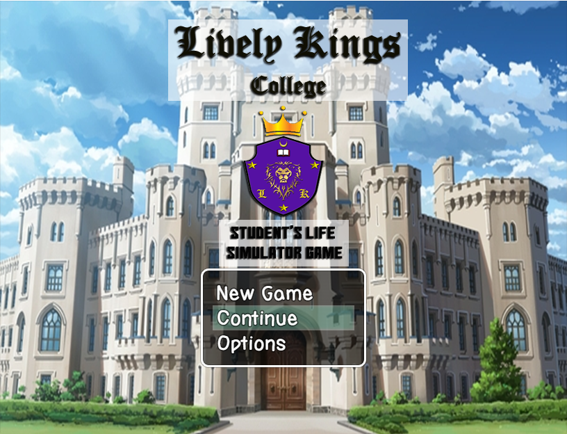 Fitz Naw: Lively Kings: Student's Life Simulator Game