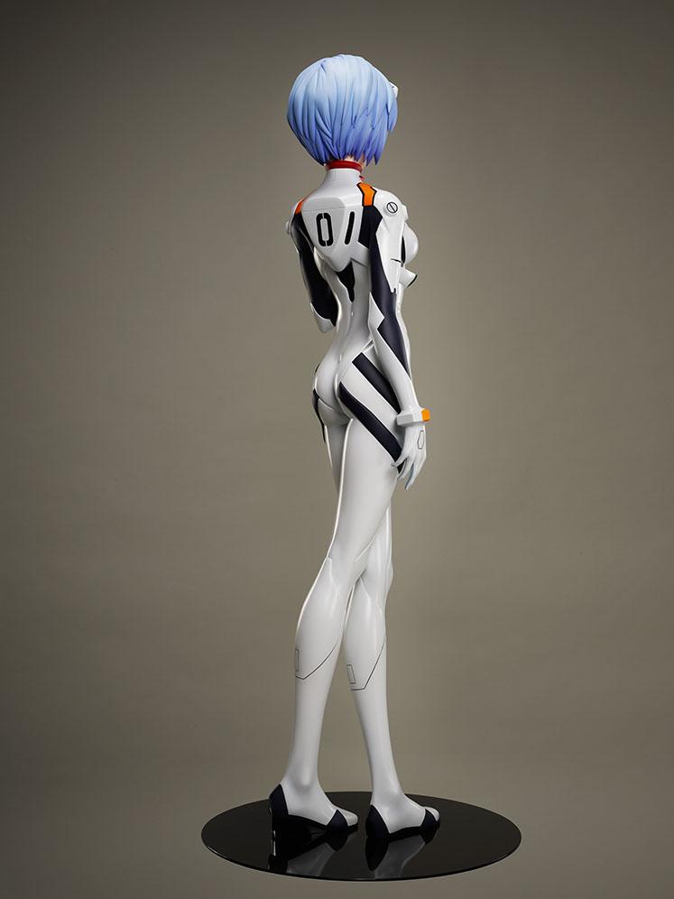 Rebuild of Evangelion anime figure Rei Ayanami