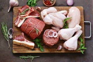 Meat in Pregnancy health benefits