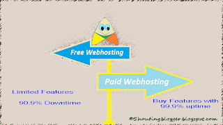 Free Web Hosting vs Paid Web Hosting