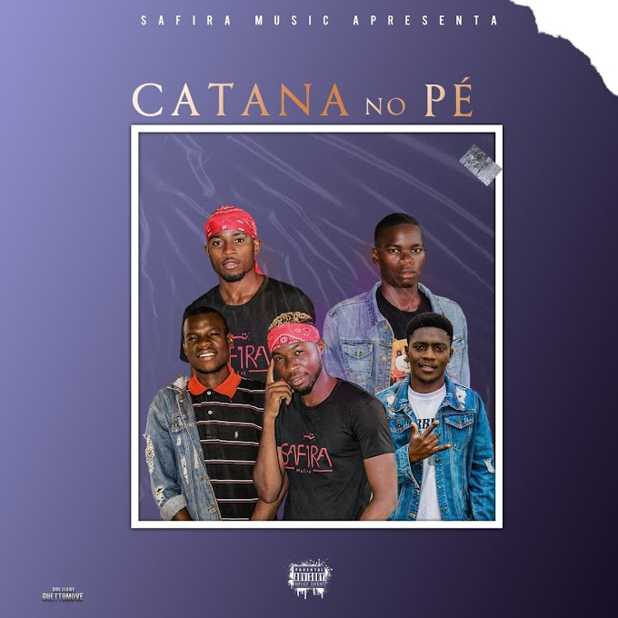 Safira Music - Catana No Pé  (Rap) [Download]