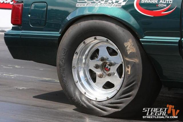 Muscle Car Collection Why Rear Tire Is Bigger Than Front