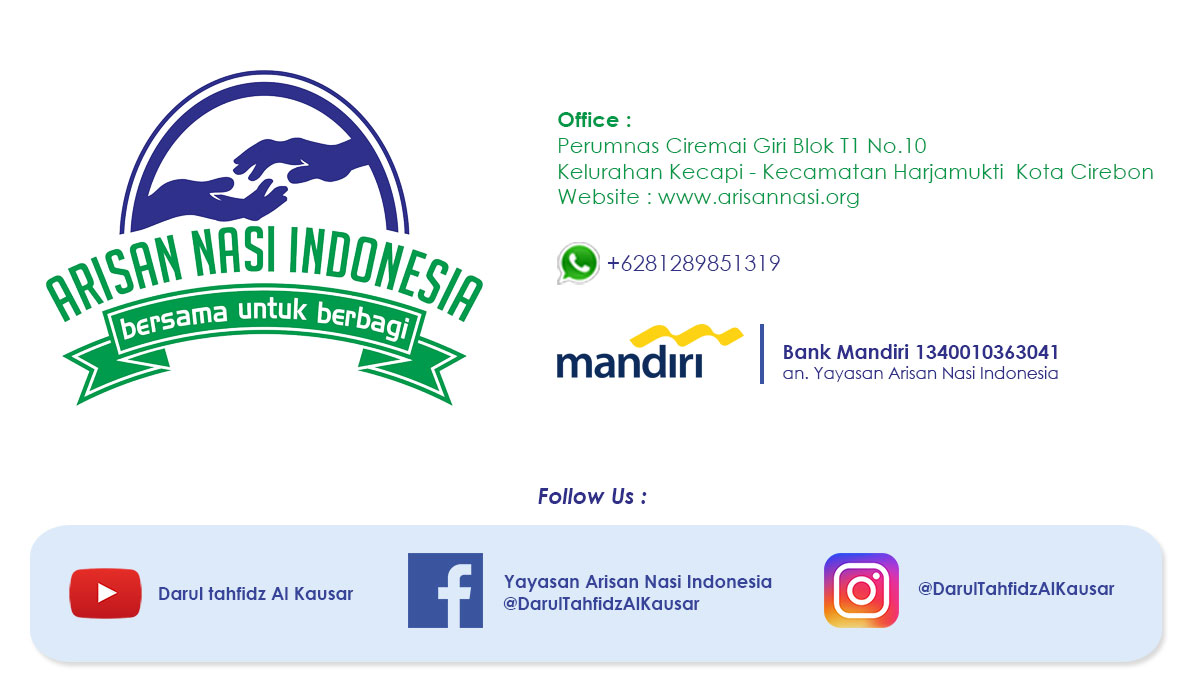 Yayasan Arisan Nasi Indonesia
