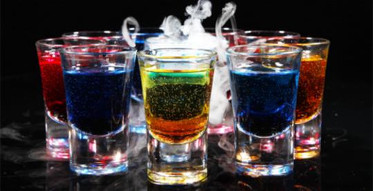 Популярные рецепты коктейлей шотов