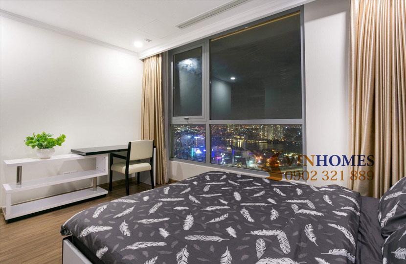 Vinhomes L6 cho thuê căn hộ 155m2 tầng cao 4PN | phòng ngủ