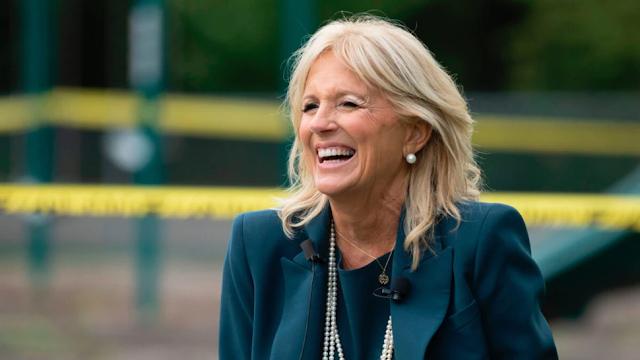 GRAHAM: Melania Haters Now Loving Jill Biden