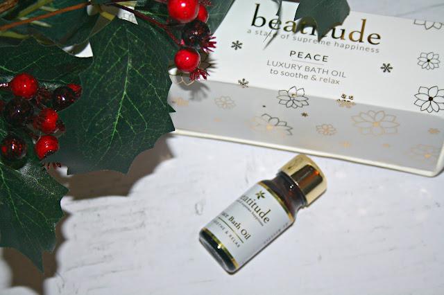 Beatitude Bath Oil