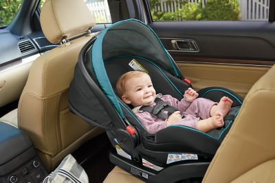 review carseat graco snugride