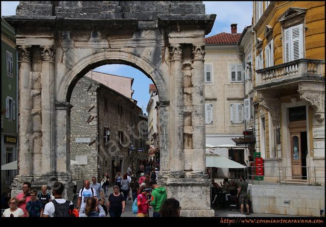 Croacia: Pula