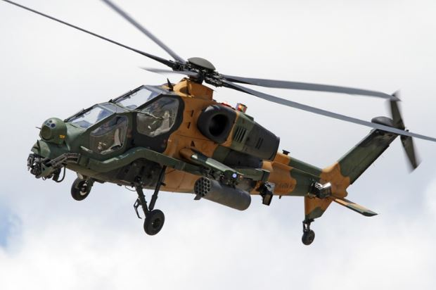 TAI T129 ATAK attack helicopter