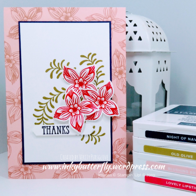 Nigezza Creates with Stampin' Up! & Inkbutterfly & Pop Of Petals