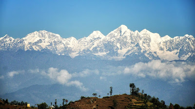 Mountain Dhulikhel