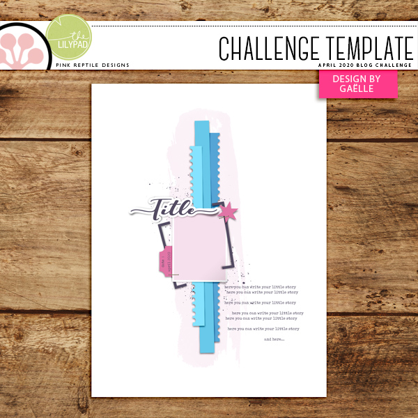 pink reptile blog challenge