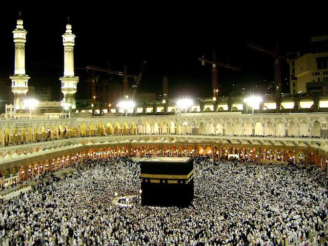 Subhanallah, Suara Adzan Merdu di Mekkah yang Bikin Merinding