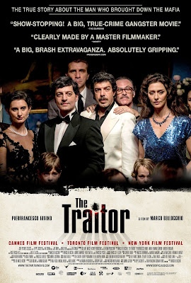 The Traitor Movie Poster 2020