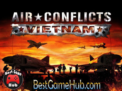 Air Conflicts Vietnam Compressed PC Game Free Download