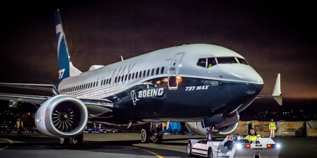 Boeing Completes MCAS Software Upgrade for its 737 Max Planes