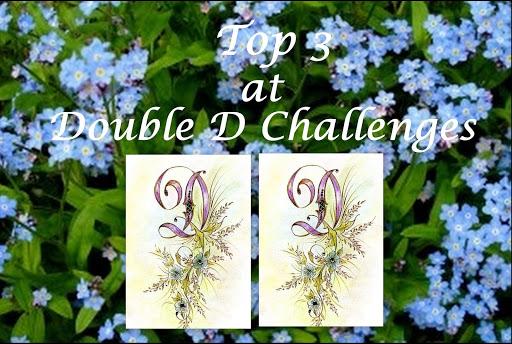 Double D Challenge Bee Inspired Top 3