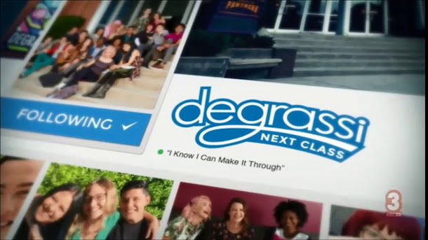 Tem no Netflix Degrassi Next Class