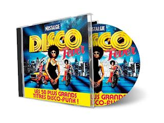 Nostalgie Disco Fever Les 50 Plus Grands Titres