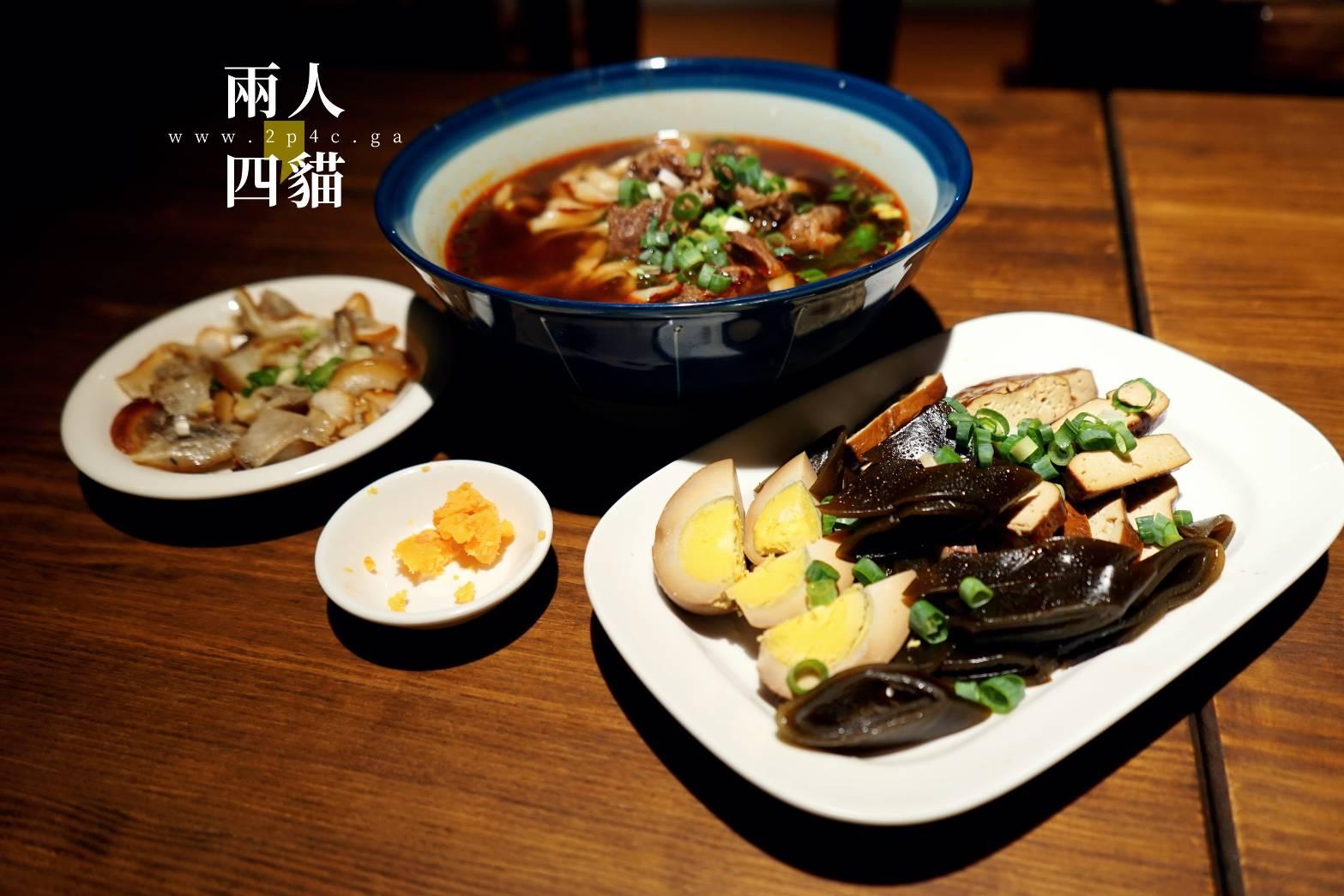 【新竹|美食】在城市中的小眷村【大叔牛肉麵】銷魂麻辣牛肉麵 湯頭濃郁甘甜