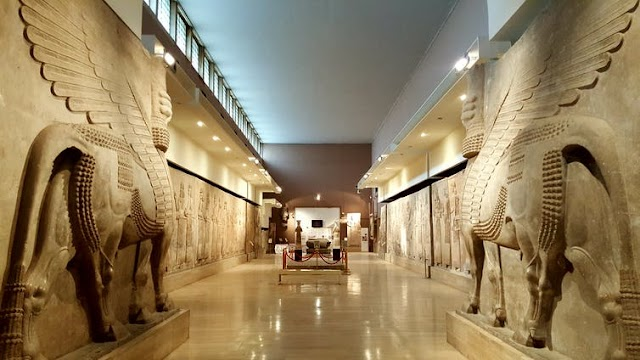 US finally returns looted relics to Iraq's museum