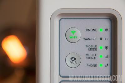 Menghubungkan HP ke Komputer Melalui WiFi