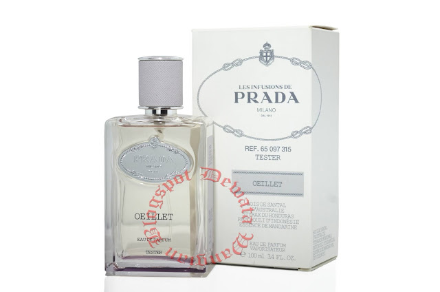 PRADA Infusion D'Oeillet Tester Perfume
