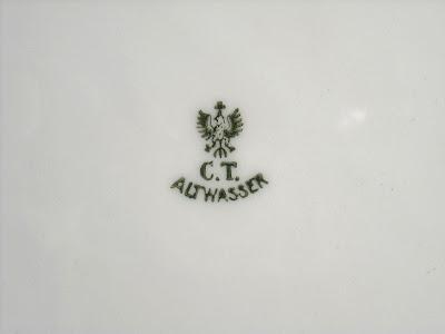 Tripoli - 8 piatti degli anni '20 - collezionismo - porcellane - annunci
